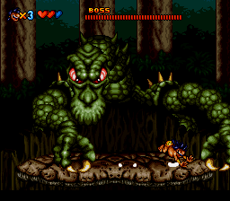 Another nifty looking gigantic boss!