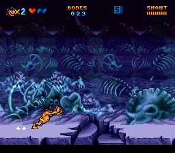 The last stage is crazy difficult, with ghosts that you seemingly can't avoid taking cheap damage from...
